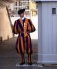 0831 Pontifical Swiss Guard, Holy See (Vatican City), Rome