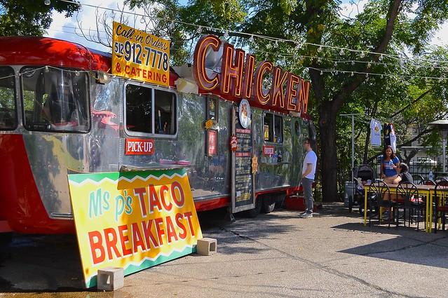 Travis Food Truck Birmingham Al