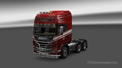Jos Jansen Skin for Scania R