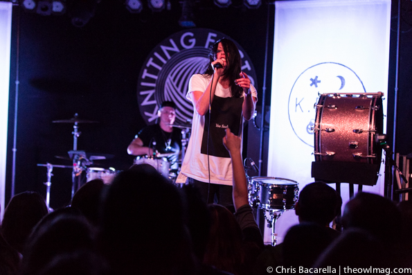 K. Flay @ Knitting Factory, NY 10/20/14