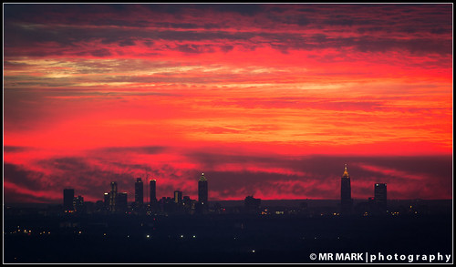 atlanta sunset skyline ga georgia atl stonemountain