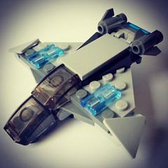 Avengers Quinjet #LEGO #Avengers