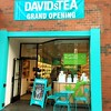 Awesome to see #Montreal base @DAVIDsTEA opening up a block away from #AppleStore on University in Palo Alto.