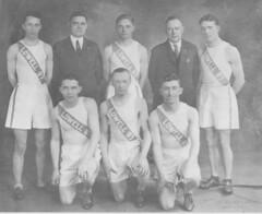 Lowell Elks Track Team