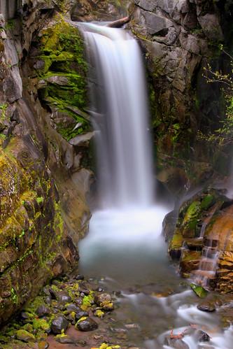 Christine Falls (Mt. Rainier)