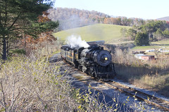 Western Maryland Scenic Railway  (286)