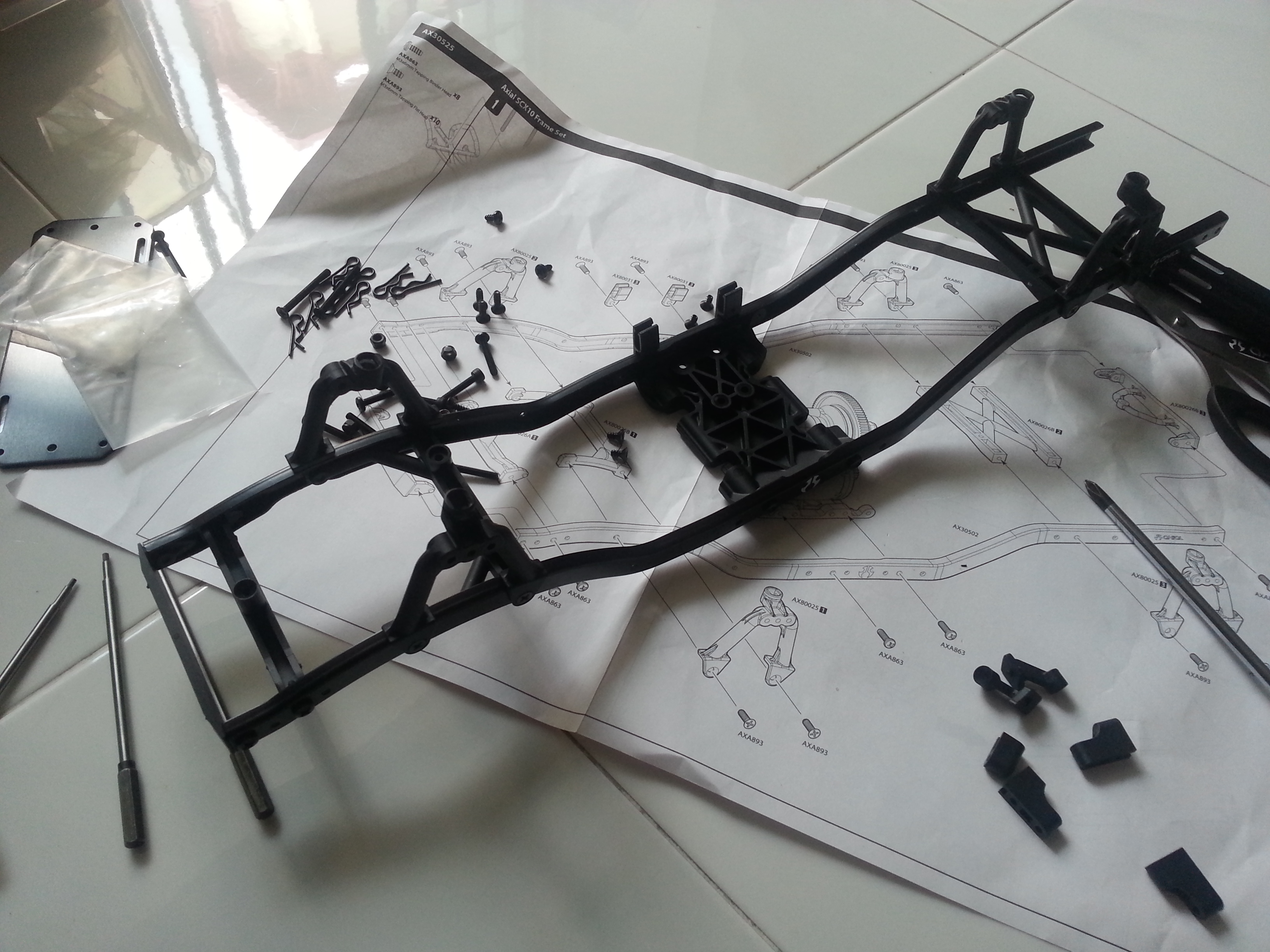 build - Babyboy's first 6x6 build 15154362814_6a0ff7c8a2_o