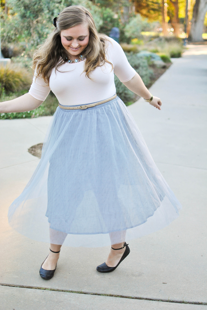 grey, tutu, tulle, princess, skirt, modcloth, kohl's, Lauren Conrad, ModCloth