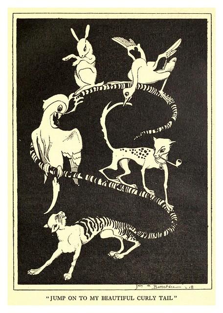 012-Folk tales of Flanders (1918)- Jean de Boschère