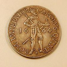 MONETA 1664 OF GERMANY. Coin Token