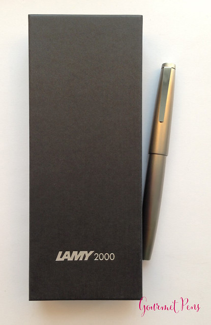 Review - Lamy 2000 Stainless Steel Fountain Pen - Medium @Massdrop @Lamy @LamyUSA