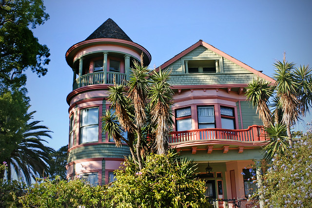 Victorian Homes of Golden Hill