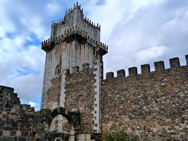 Castillo de Beja (Alentejo, Portugal)