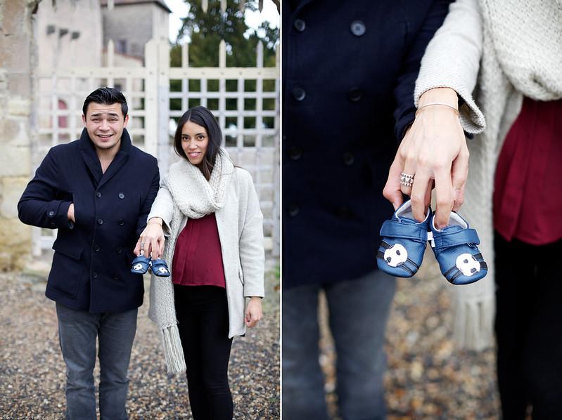 Nathaya&Lucien, Photo shoot