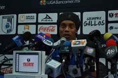 Ronaldinho en entrevista