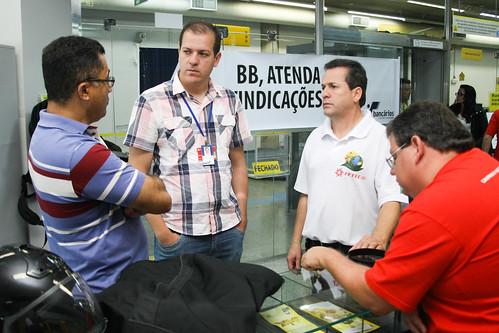 Paralisação no Banco do Brasil: PSO