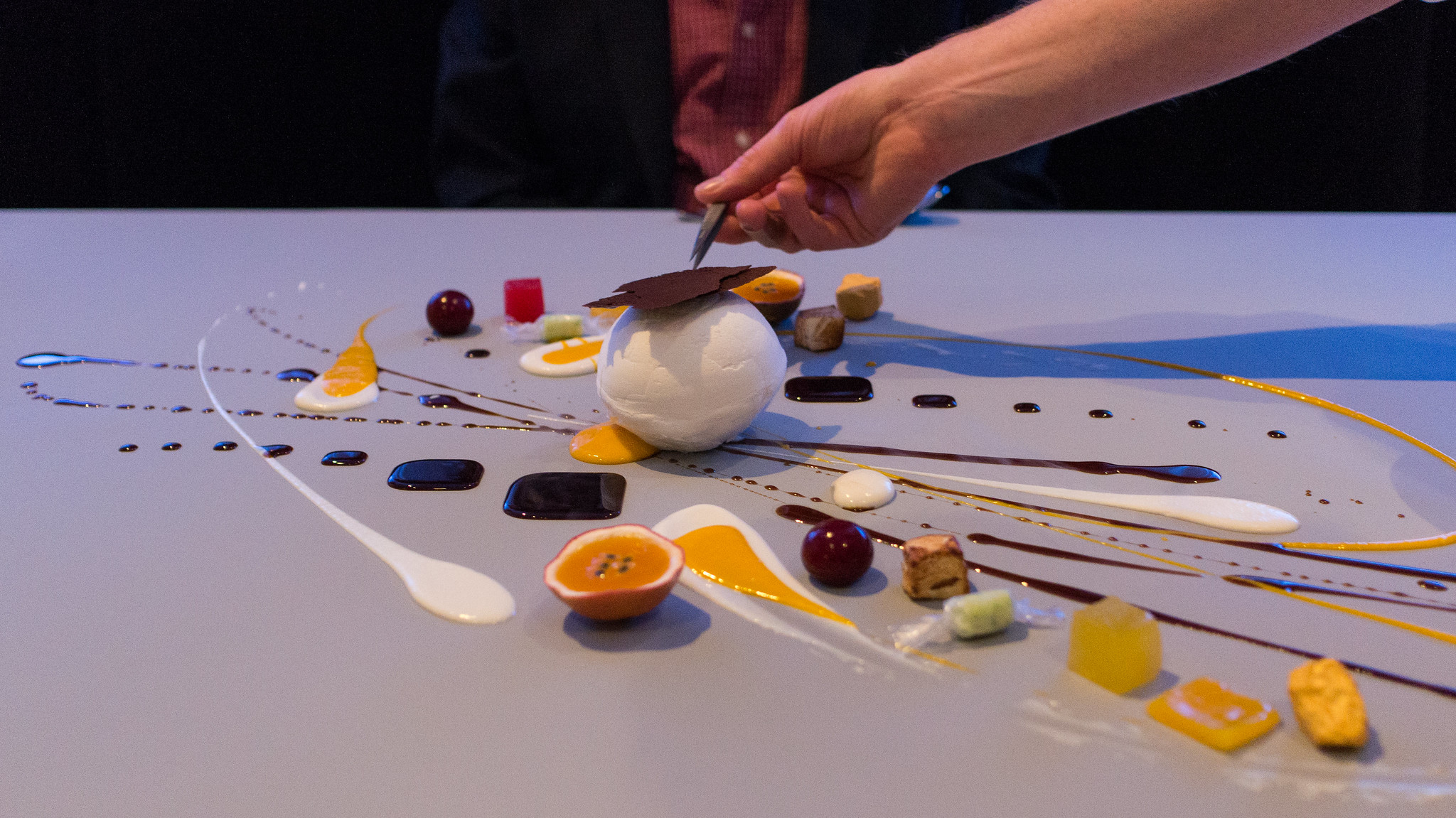 food for thought a miami food blog alinea chicago. Black Bedroom Furniture Sets. Home Design Ideas