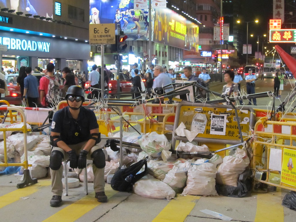 Hong Kong's #OccupyCentral protests in pictures - Alvinology