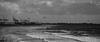 Spring wind on Leighton Beach