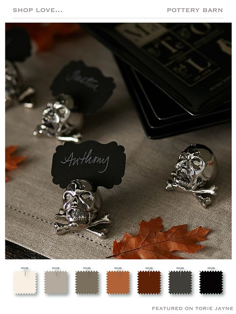 Pottery Barn Halloween 2014
