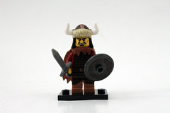LEGO Collectible Minifigures Series 12 (71007) - Hun Warrior