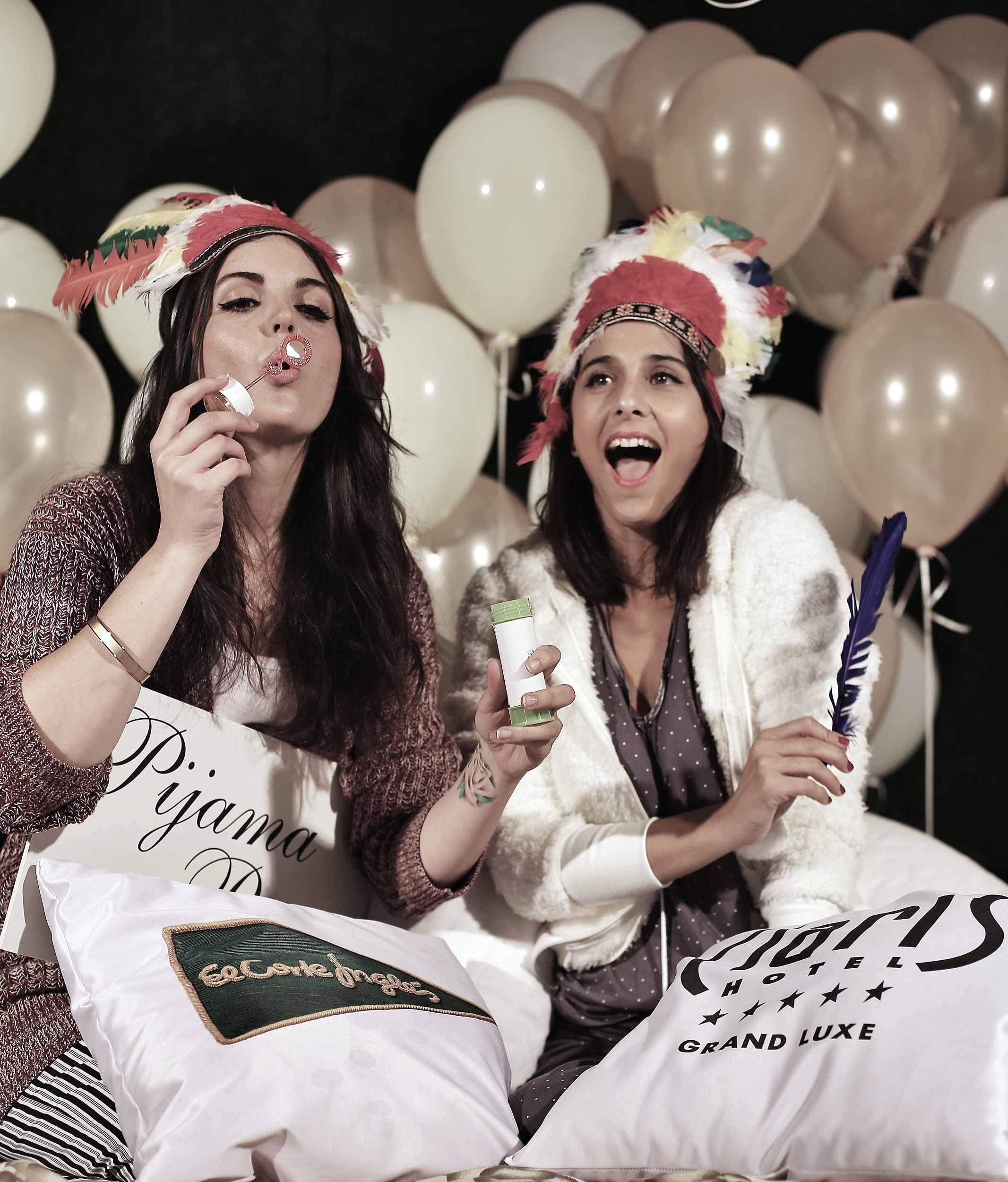 Pijamaparty elcorteingles