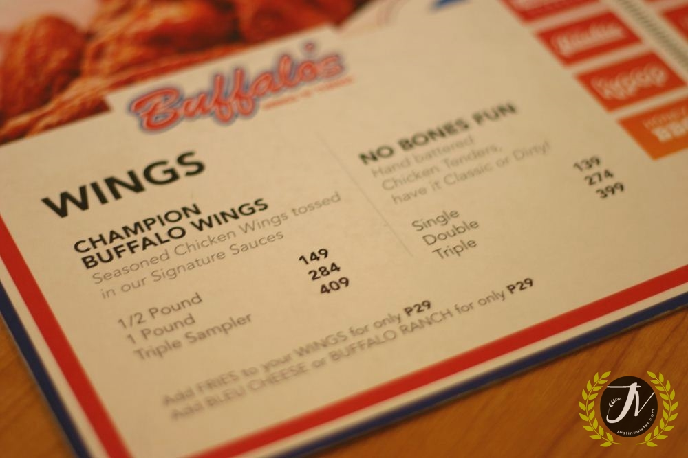 Buffalo's Wings N' Things