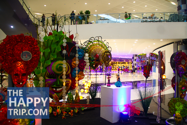 2014 VITO MASK EXHIBIT, SM CITY BACOLOD NORTH WING OPENING