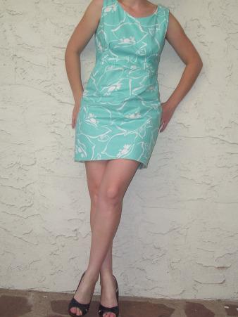 Frankie dress 2