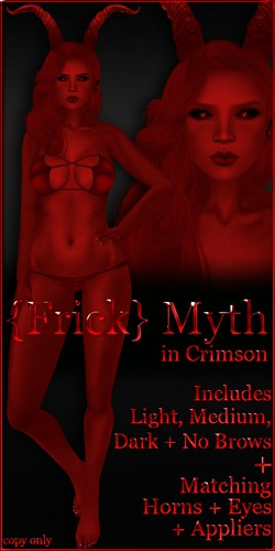 {Frick} Myth Skin in Crimson