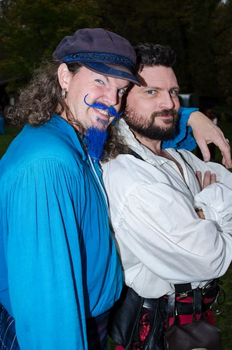 Thee Bluebeard and Captain Hawkyns...