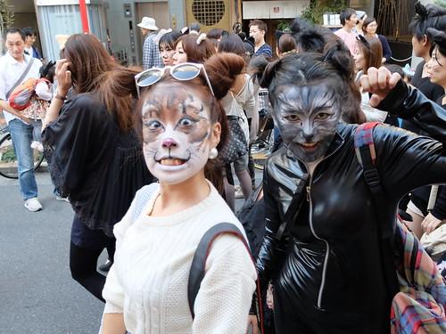 Kagurazaka Bakeneko Parade 2014-13