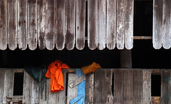 Buddist laundry