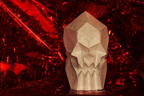 Origami Skull (Juston)