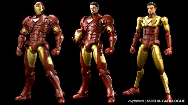 Sen-Ti-Nel - Armorize IRON MAN