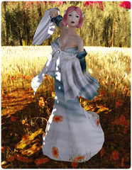 ! ~ImmateriA~ - Lady in White