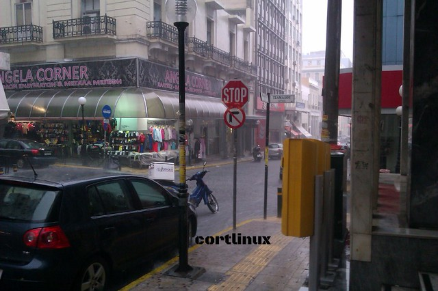 raining in Piraeus 24/10/2014 01
