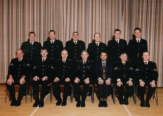Northern Constabulary PLS&GC Medal Presentation 1995