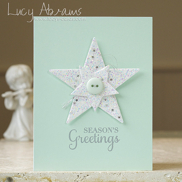 Sparkly Star by Lucy Abrams