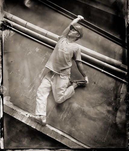 Wet Plate Processing(4x5)
