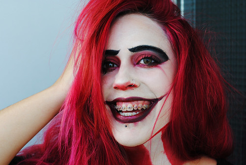 Halloween redhair