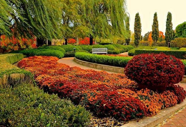 Chicago Botanic Garden Glencoe Il Flickr Photo Sharing