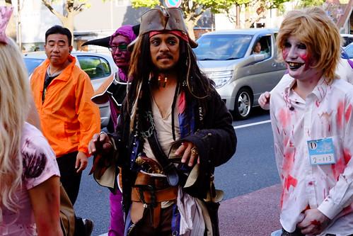 Kawasaki Halloween parade 2014 191