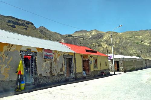 travel peru solo valley arequipa province colca yanque bilwander ρeru
