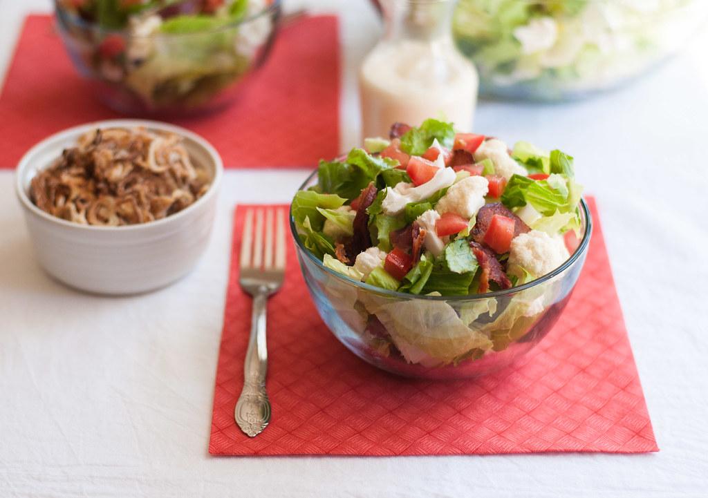 BLT salad 8