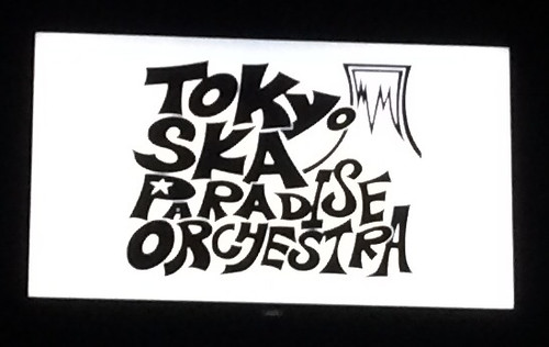 Tokyo Ska Paradise Orchestra sign The Observatory in Santa Ana on 10/9/14
