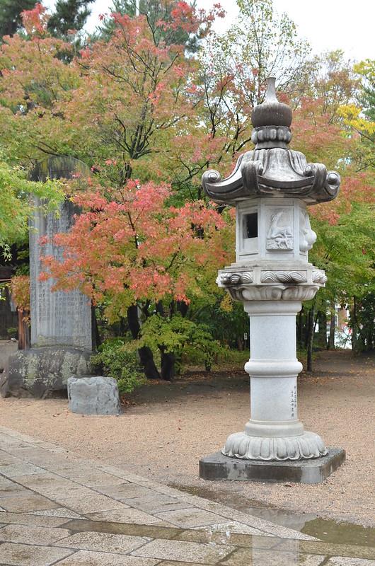 紅葉と青空の秋の長野旅行 松本・駒ヶ根 2014年10月13日