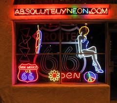 Neon Albuquerque