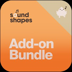 Sound Shapes Add-on Bundle