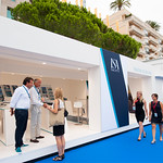 ISA Yachts stand @ MYS 2014